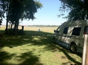 Airventure 2014 campsite